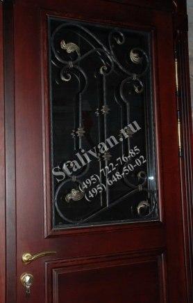 Входная дверь DSI-044/3 с ковкой - фото 1