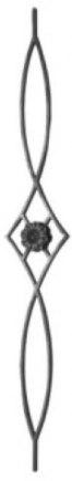 Балясина арт. 10054 - фото 1