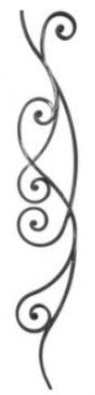 Балясина арт. 10076 - фото 1