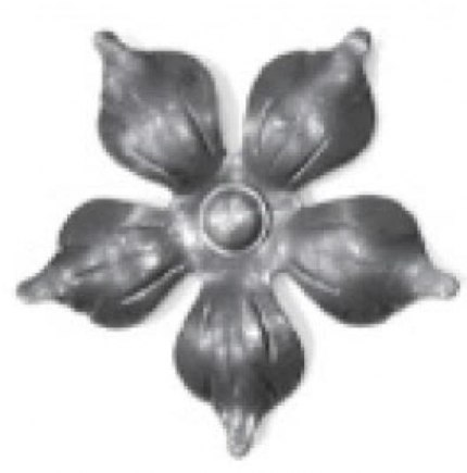 Цветок штамп. арт. 19-1014 - фото 1