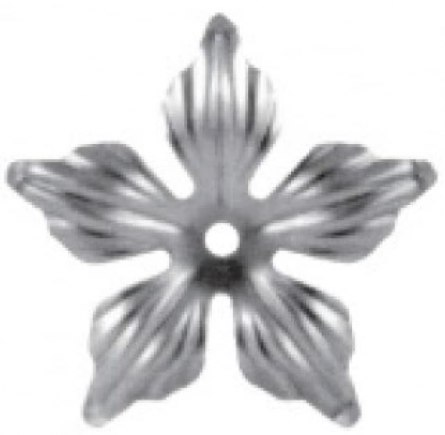 Цветок штамп. арт. 19-1054 - фото 1
