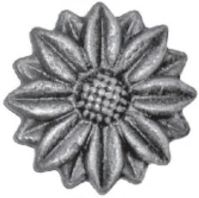 Цветок литой арт. 19444 - фото 1