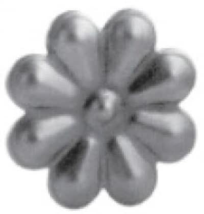 Цветок штамп. арт. 19-1086 - фото 1