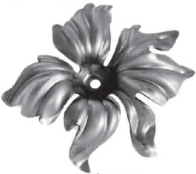 Цветок штамп. арт. 19-1080 - фото 1