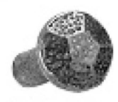 Кованая заклепка арт. 1905 - фото 1