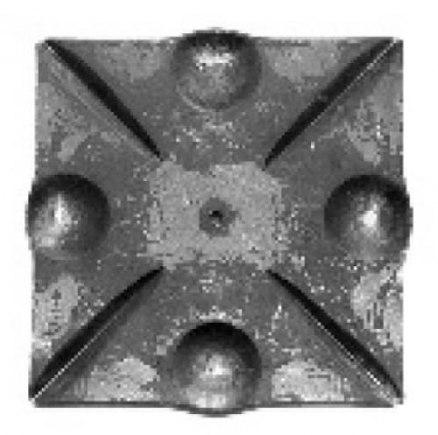 Подпятник арт. 19450 - фото 1