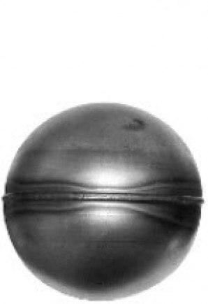 Сфера кованая Ø 100 мм - фото 1