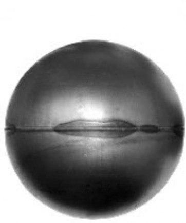 Сфера Ø 120 мм - фото 1
