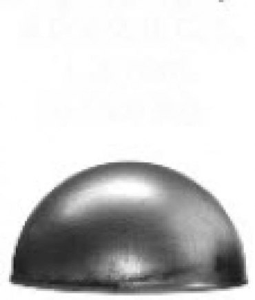 Полусфера Ø 70 мм - фото 1