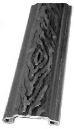 Поручень кованый пустотелый 60х13 мм - фото 1