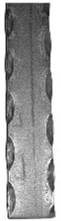 Полоса декоративная с ковкой 30х6-29 - фото 1