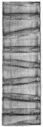 Кованая декоративная полоса 40х6-1 - фото 1