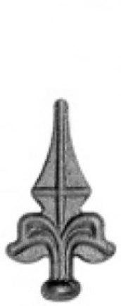 Навершие кованое в виде пики Арт. 11978/2 - фото 1