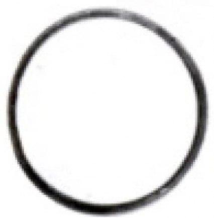 Кованое кольцо 12х6 гл - 130 мм - фото 1
