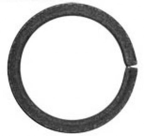 Кованое кольцо 12х12 - 130 мм - фото 1