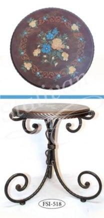 Столик FSI-518 с ручной росписью - фото 1