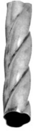 Труба витая тонкостенная - фото 1