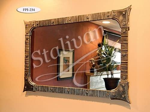 Кованое зеркало FPI-234 - фото 1