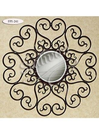 Кованое зеркало FPI-241 - фото 1