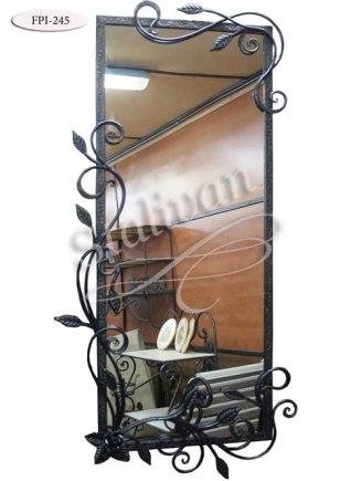 Кованое зеркало FPI-245 - фото 1