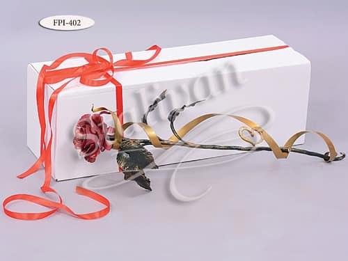 Кованая роза FPI-402 - фото 1