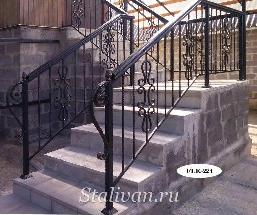 Перила (лестничные ограждения) FLK-224 - фото 1