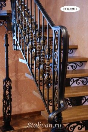 Перила (лестничные ограждения) FLK-229 - фото 2