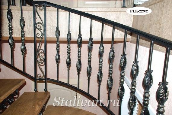 Перила (лестничные ограждения) FLK-229 - фото 3