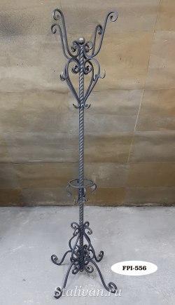 Вешалка-стойка с ковкой FPI-002-1 - фото 3