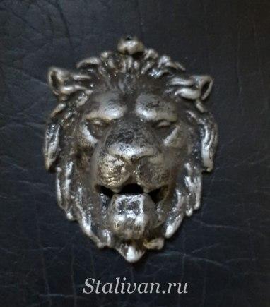 Накладка Лев 1 (малый) - фото 2