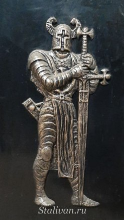 Рыцарь - фото 1