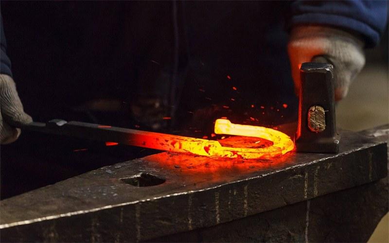 Оборудование для художественной ковки